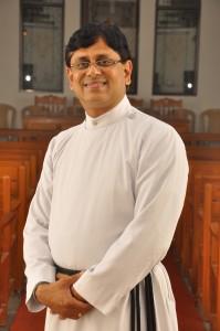 Pricipal - Rev Dr Sunny C John