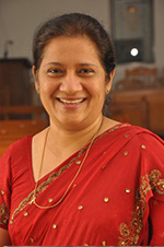 Dr. Anita S. John – PhD : Professor of Christian Ministry