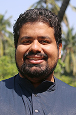 Rev. Roby Varghese – MTh : Lecturer in Theology