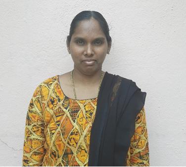Mrs. Mercy Devapriya : Secretary to Academic Dean & Principal