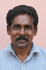 Mr. Jayachandran : Campus Co-ordinator