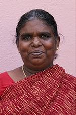 Mrs. Jaquiline : Senior Dining Staff