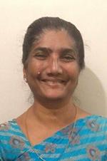 Ms. Iysamma John : Receptionist