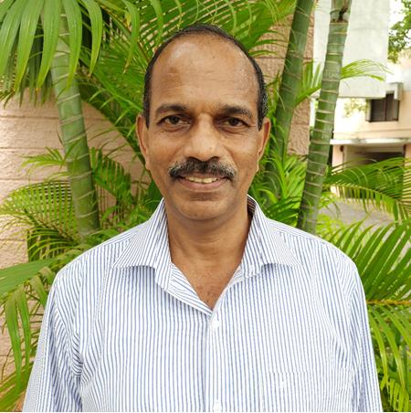 Mr. T. M. Cherian : Administrator