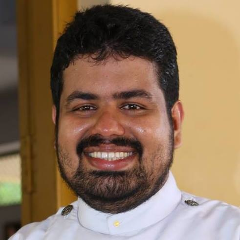 Rev. Roby Varghese – M.Th : Lecturer in Christian Theology (On Leave)